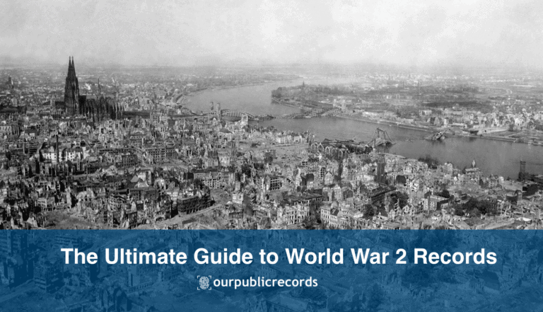 The Ultimate Guide to World War 2 Records