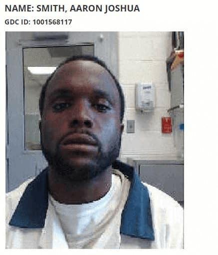 Georgia DOC Inmate Search Step 4