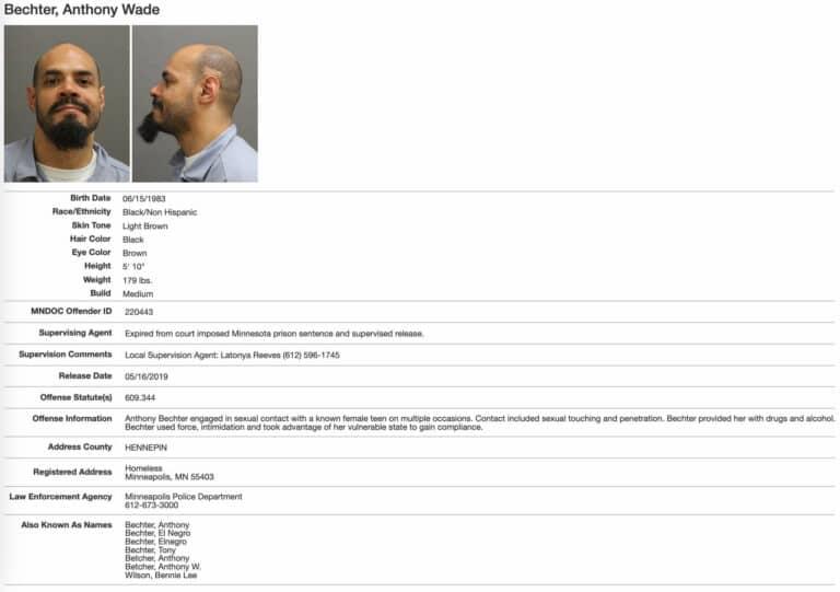 Minnesota Registrants Search 3