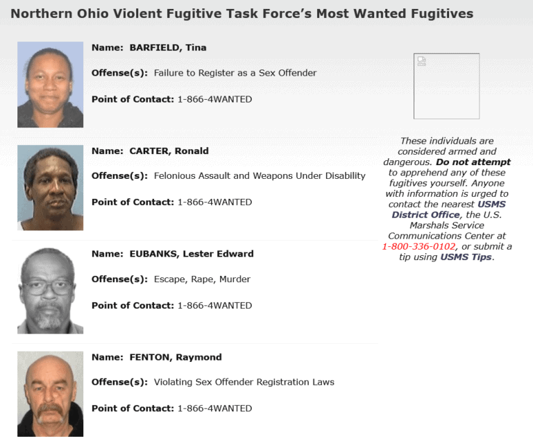 Ohio Sex Offender Search 2