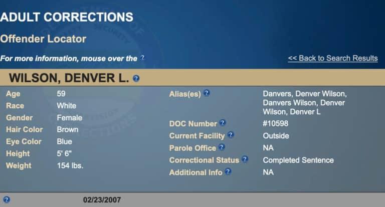 South Dakota DOC Inmate Search 3
