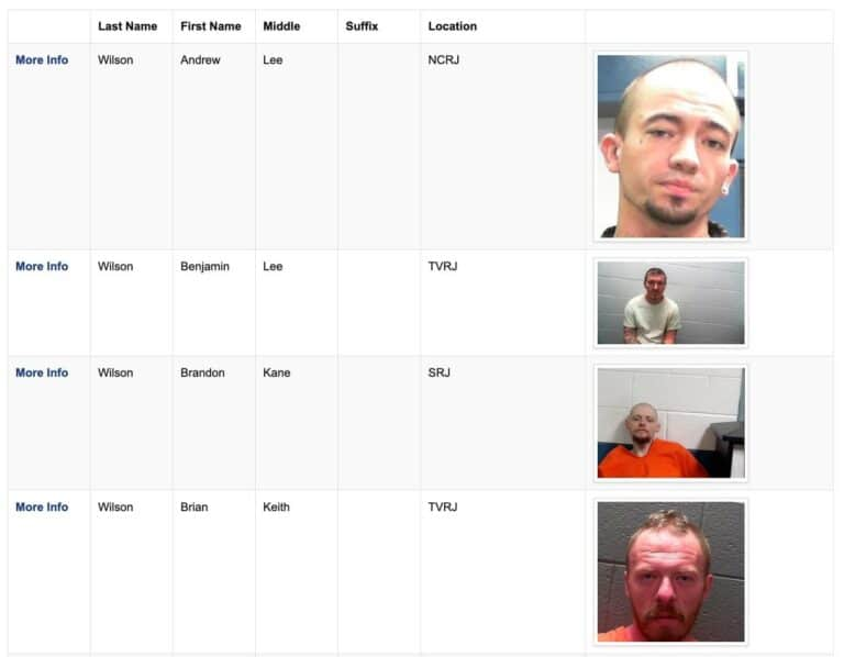 West Virginia DOC Inmate Search 3