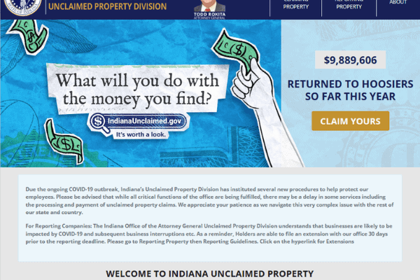 How Long Does Indiana Hold Property for Owners