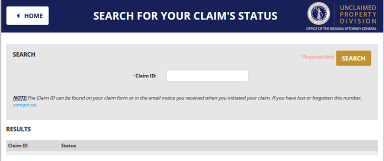Viewing Your Claim After You File