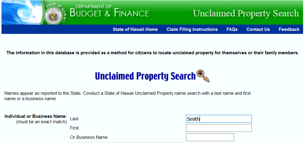 What Are the Steps to Making an Unclaimed Money Claim 2