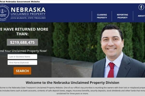 Your Guide to Nebraska Unclaimed Property