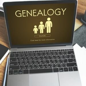 50 Free Genealogy Sites To Search Today - Banner image