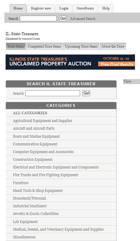 Can You Claim Your Property After an Auction
