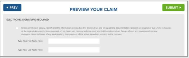 Get Your Unclaimed Property Step 4