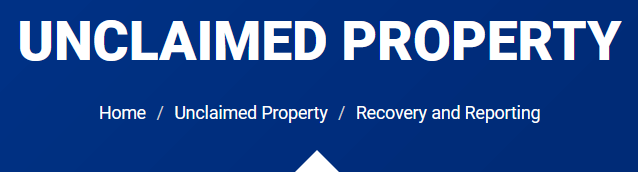 How to Find Unclaimed Property in Pennsylvania Step 1