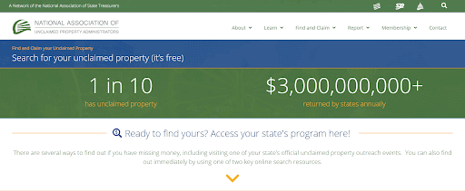 Other Ways to Find Unclaimed Property in Missouri 1