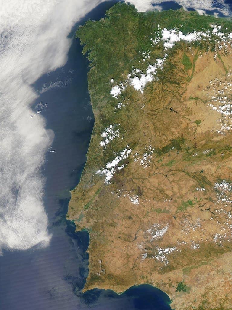 What is the Iberian Peninsula