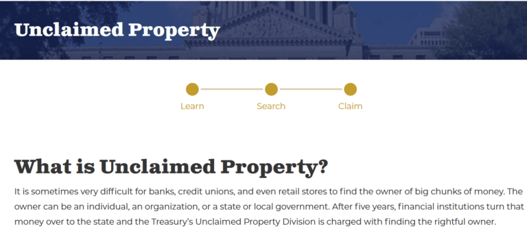 When Do Assets Become Abandoned in Mississippi