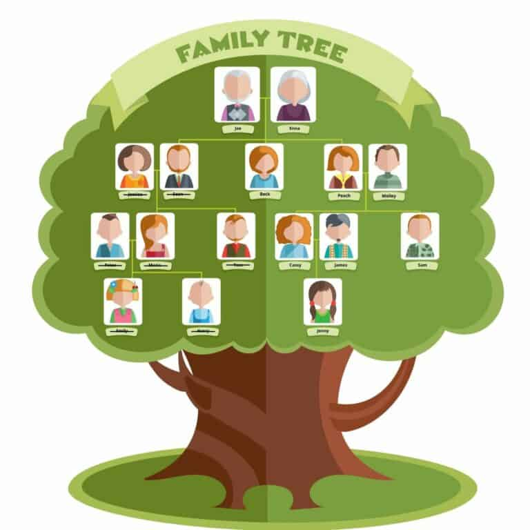 Why are There Blank Spots on Your Family Tree