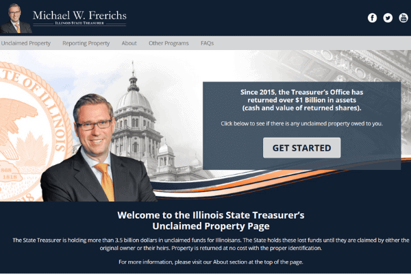 Your Guide to Unclaimed Money in Illinois