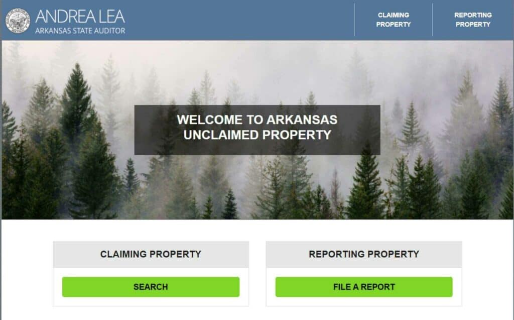 Your Guide to Unclaimed Property in Arkansas