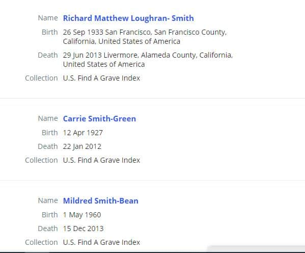 How to Find California Death Records Step 6