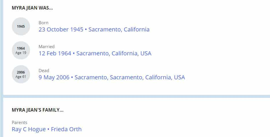 How to Find California Death Records Step 8