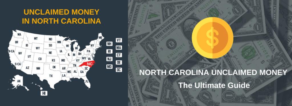 Unclaimed Money North Carolina