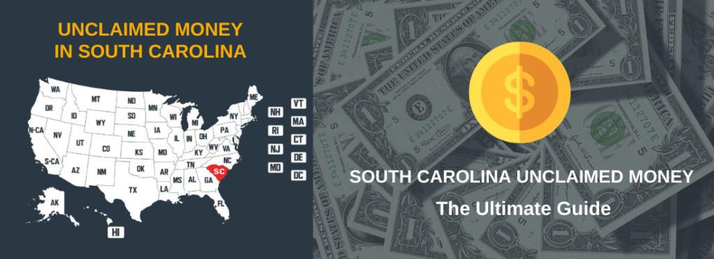 Unclaimed Money South Carolina