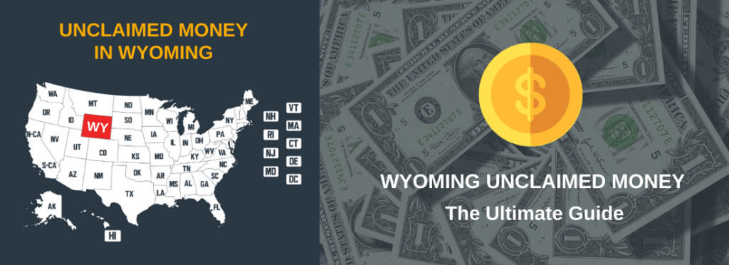 Unclaimed Money Wyoming