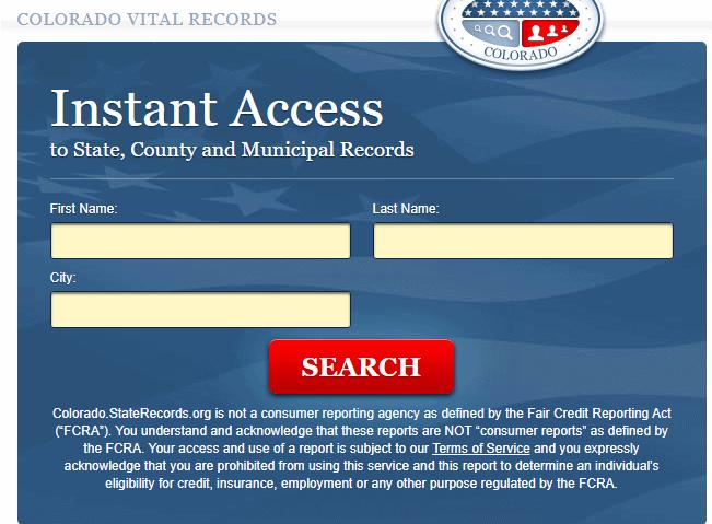 Colorado Death Databases
