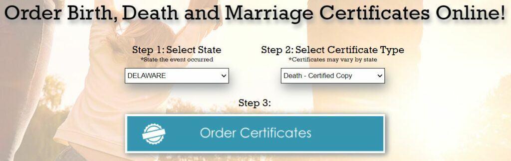 Delaware Death Databases