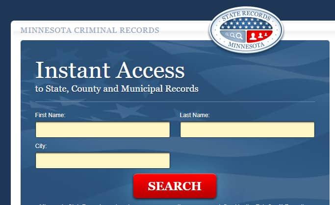 Minnesota Criminal Records