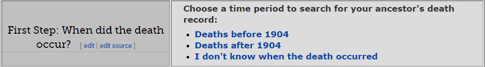 Nebraska Death Databases