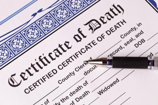 What Are Death Certificates