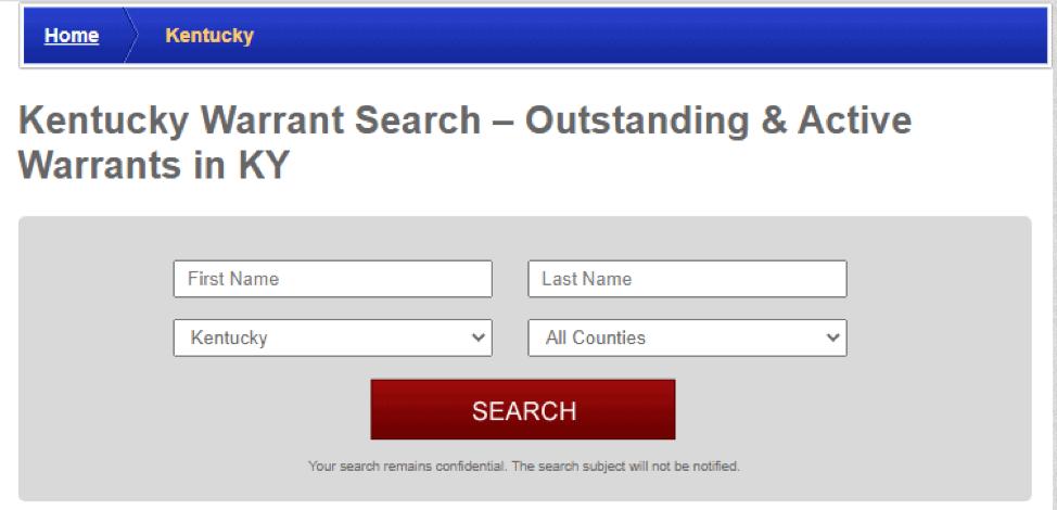 kentucky-search