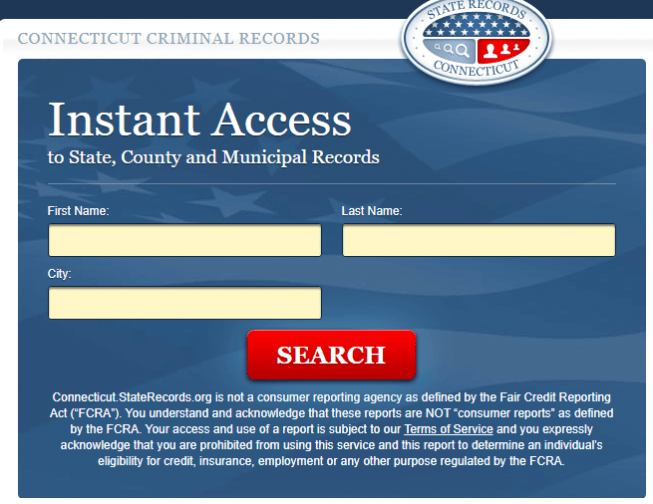 Criminal Records in Connecticut